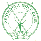 Peninsula- Golf Courses Logo Website