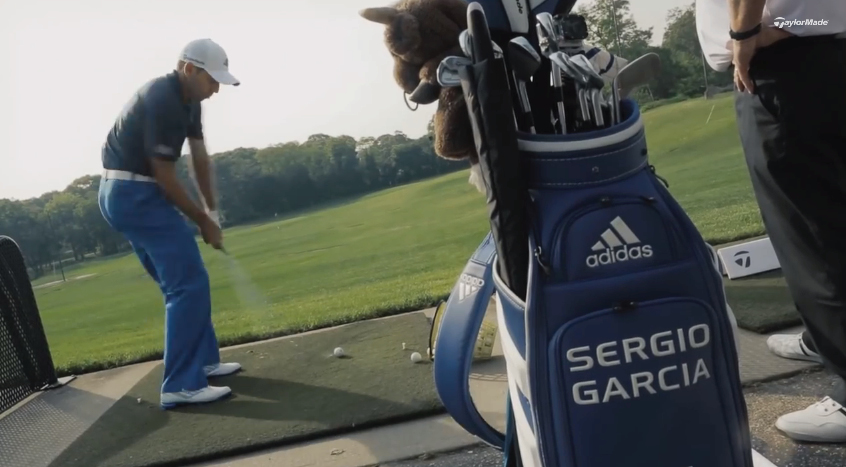VIDEO – Sergio Stuns Golfers at Bethpage